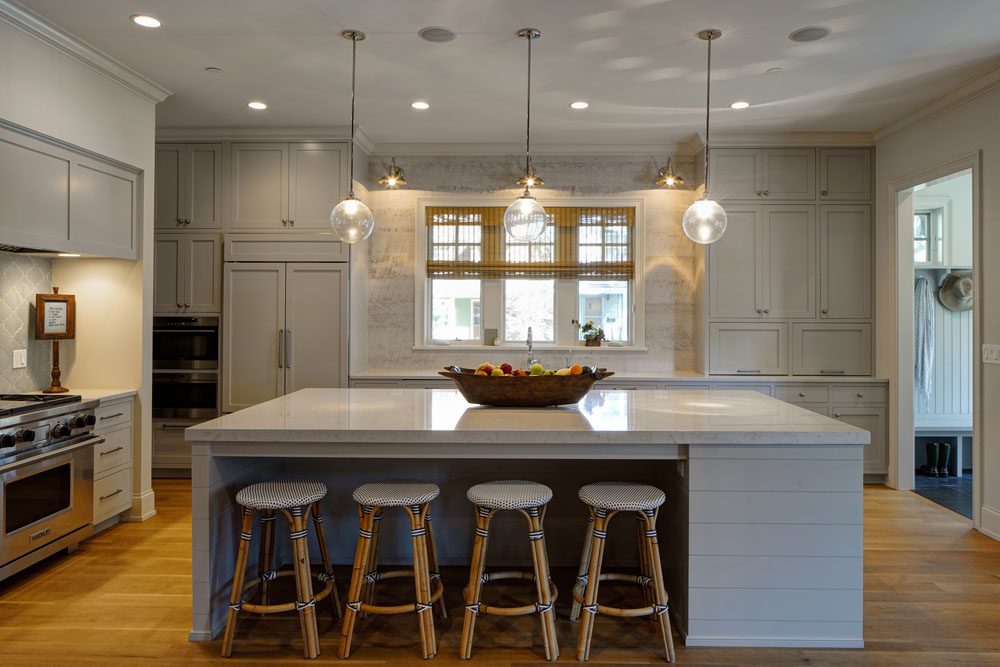 Rustic chic in the city by Lewis Giannoulias Interiors
