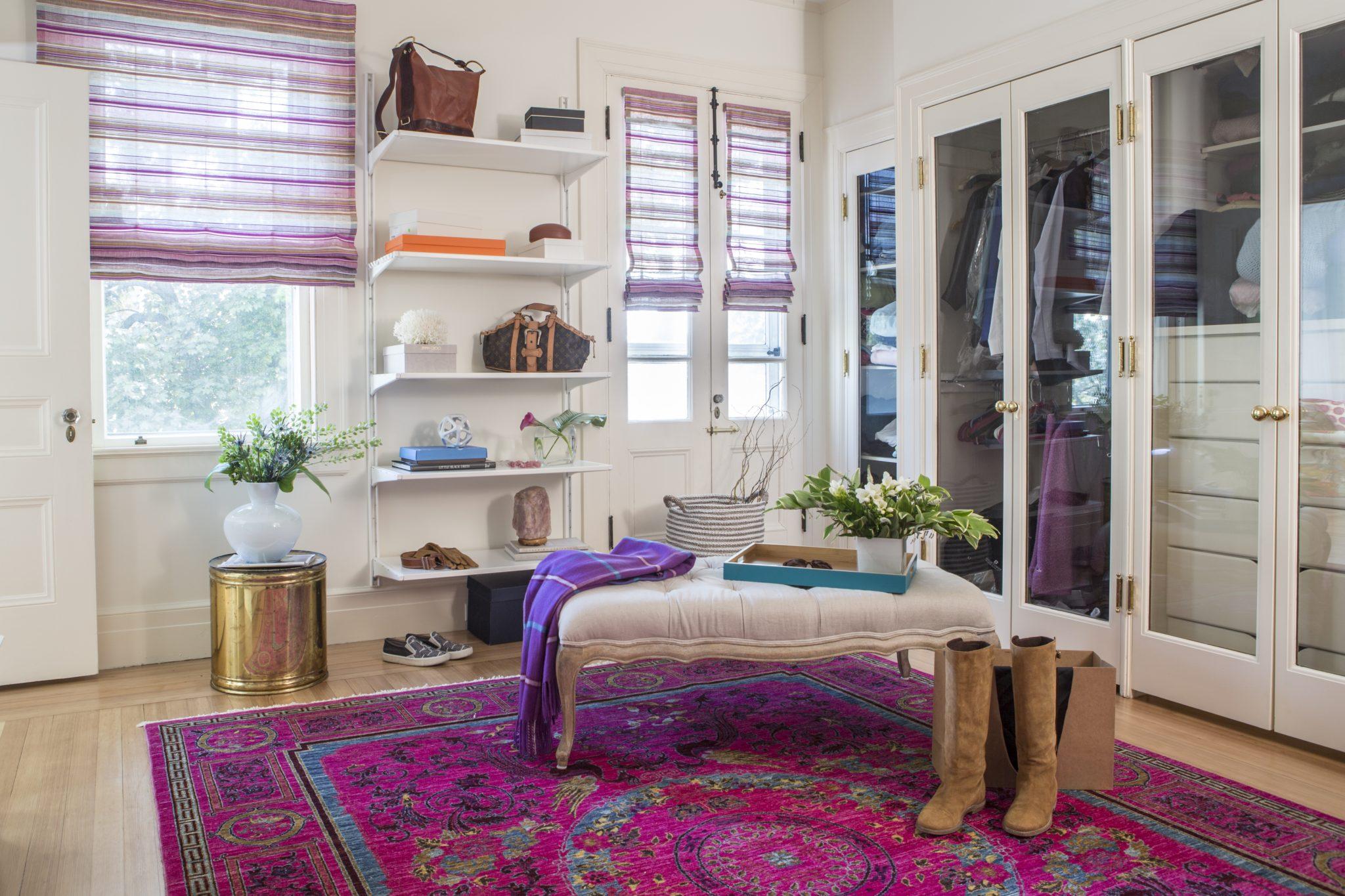 Master dressing room. Sophia Shibles, SCS Design-Interiors by SCS Design - Interiors by Sophia Shibles