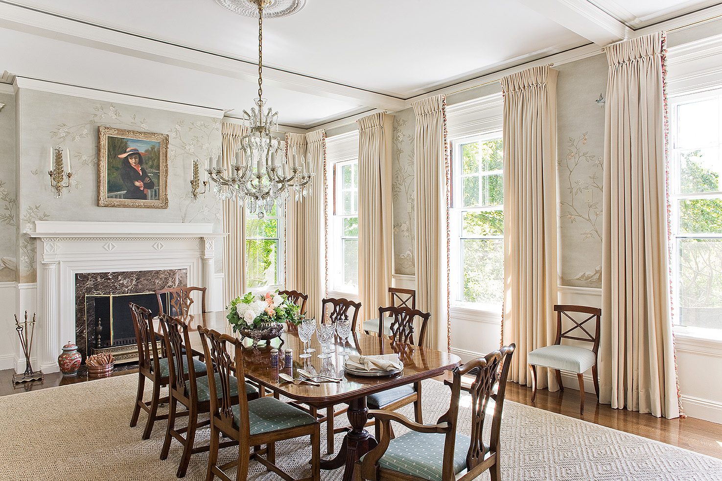 Dining Room by Honey Collins Interiors