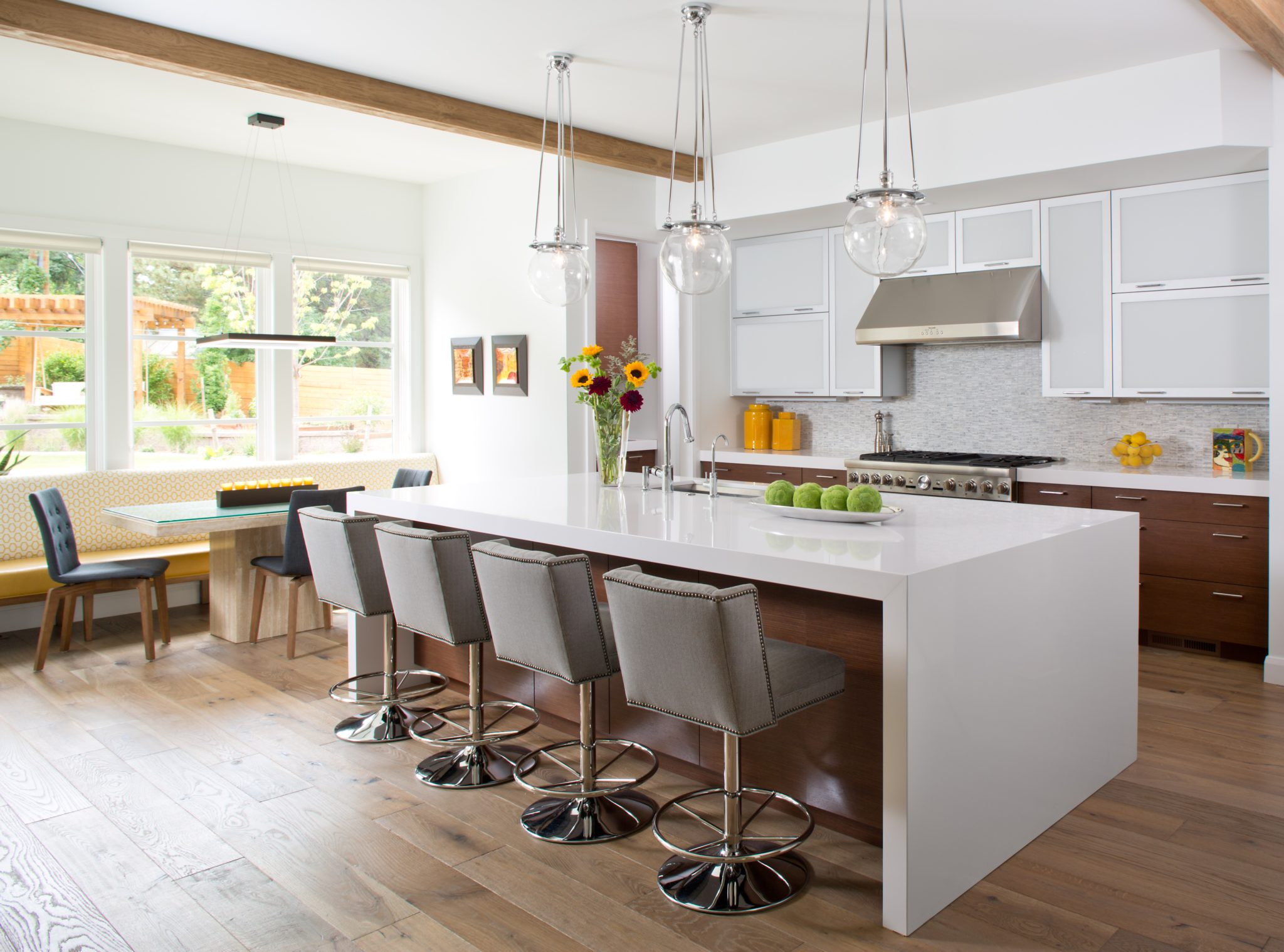 Bonnie Brae - Denver, Colorado, property by Slifer Designs