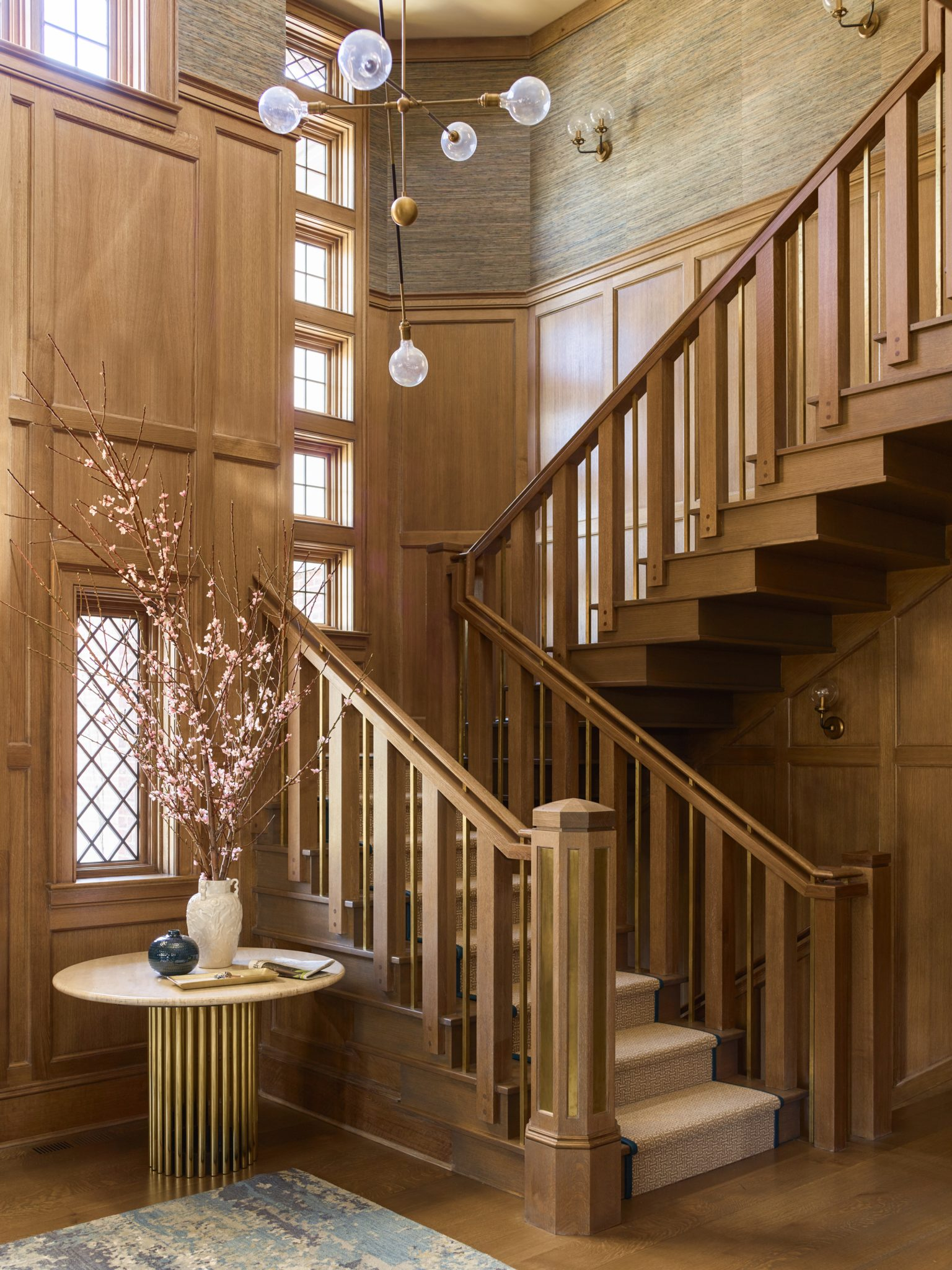 Westchester Entryway by Mendelson Group, Inc.