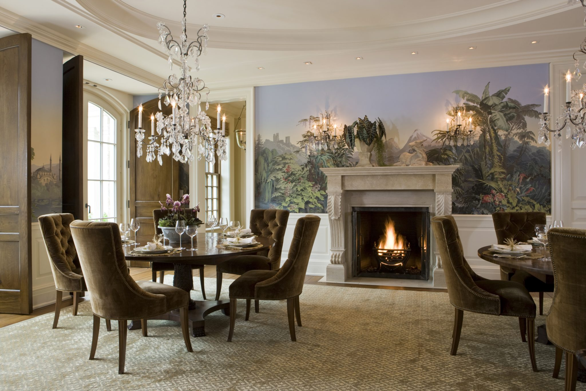 Weston Georgian Manor by SLC Interiors