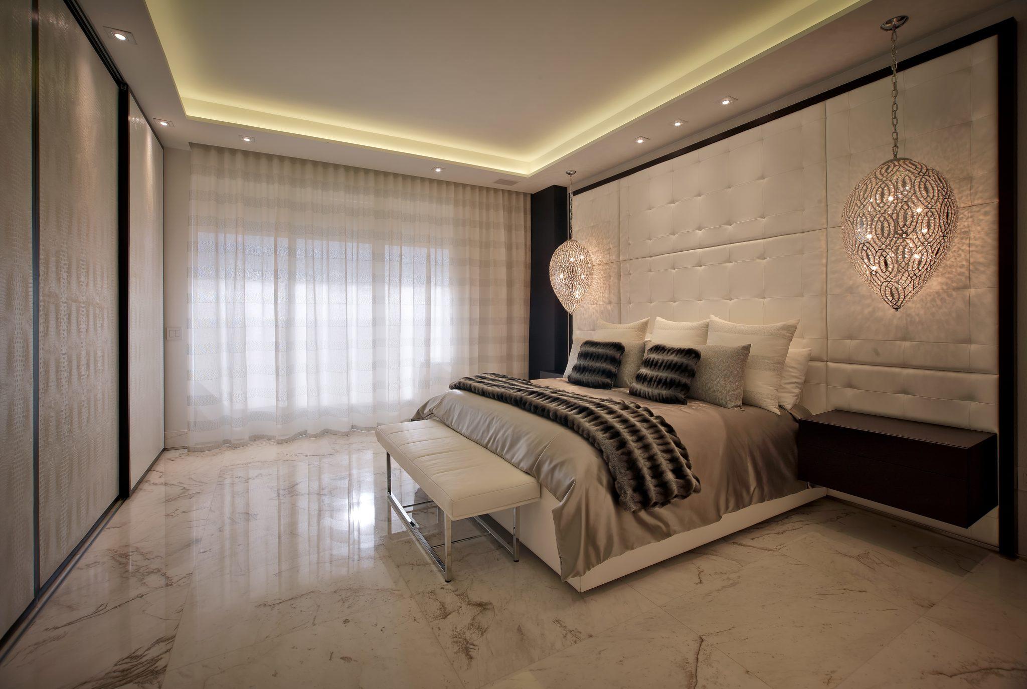 Bedroom in Floridaby Pepe Calderin Design
