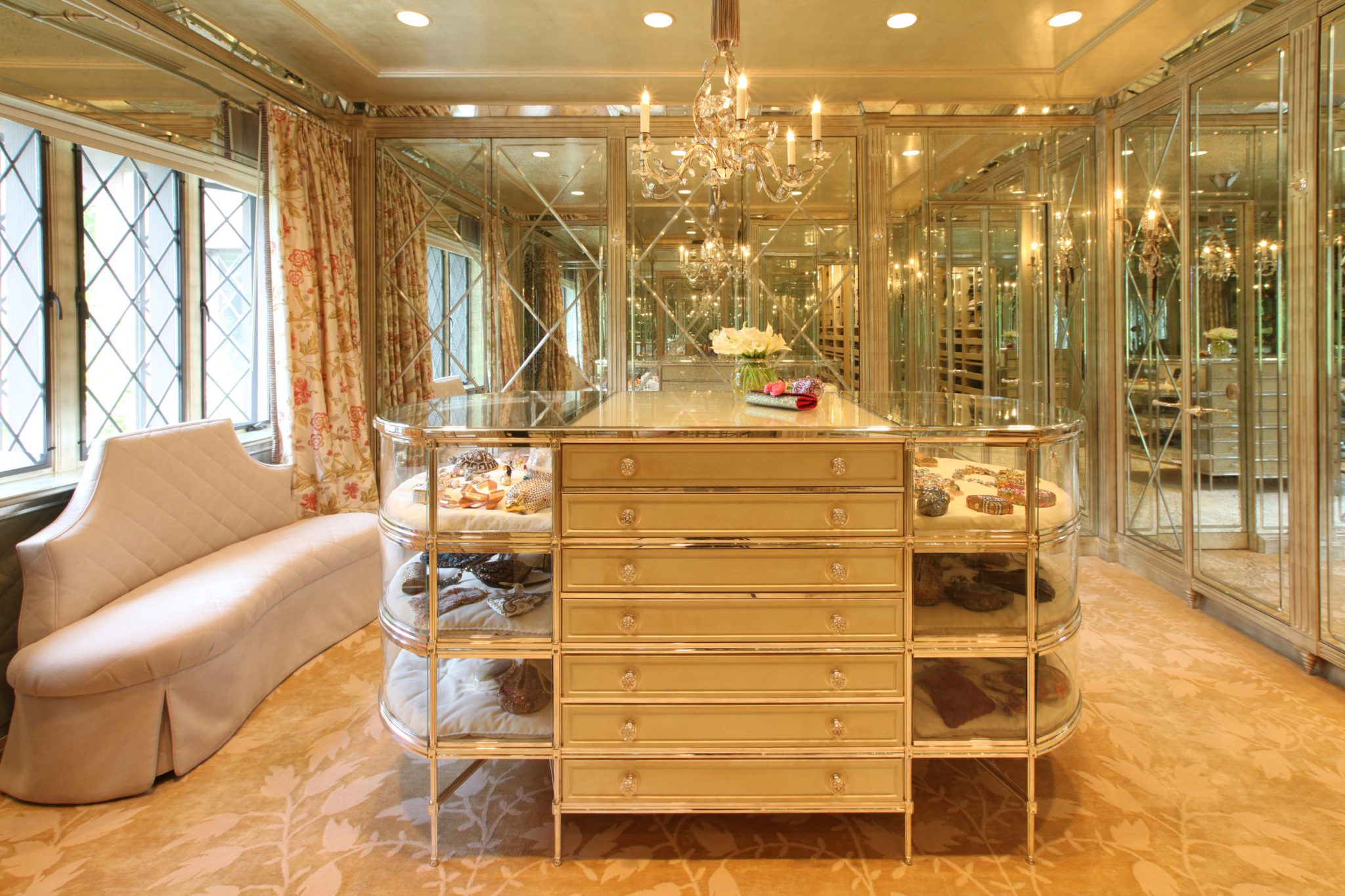 We create the ultimate luxurious touches to every space in your home. by Linda London Ltd.