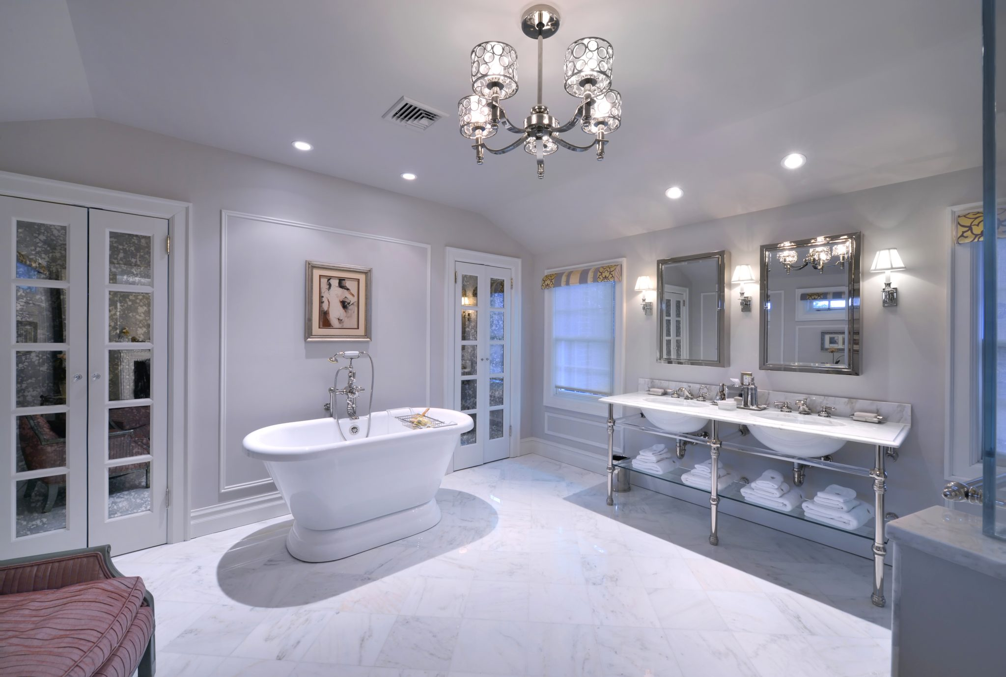 Picture of: 33 Baths With Deep Soaking Tubs Chairish Blog