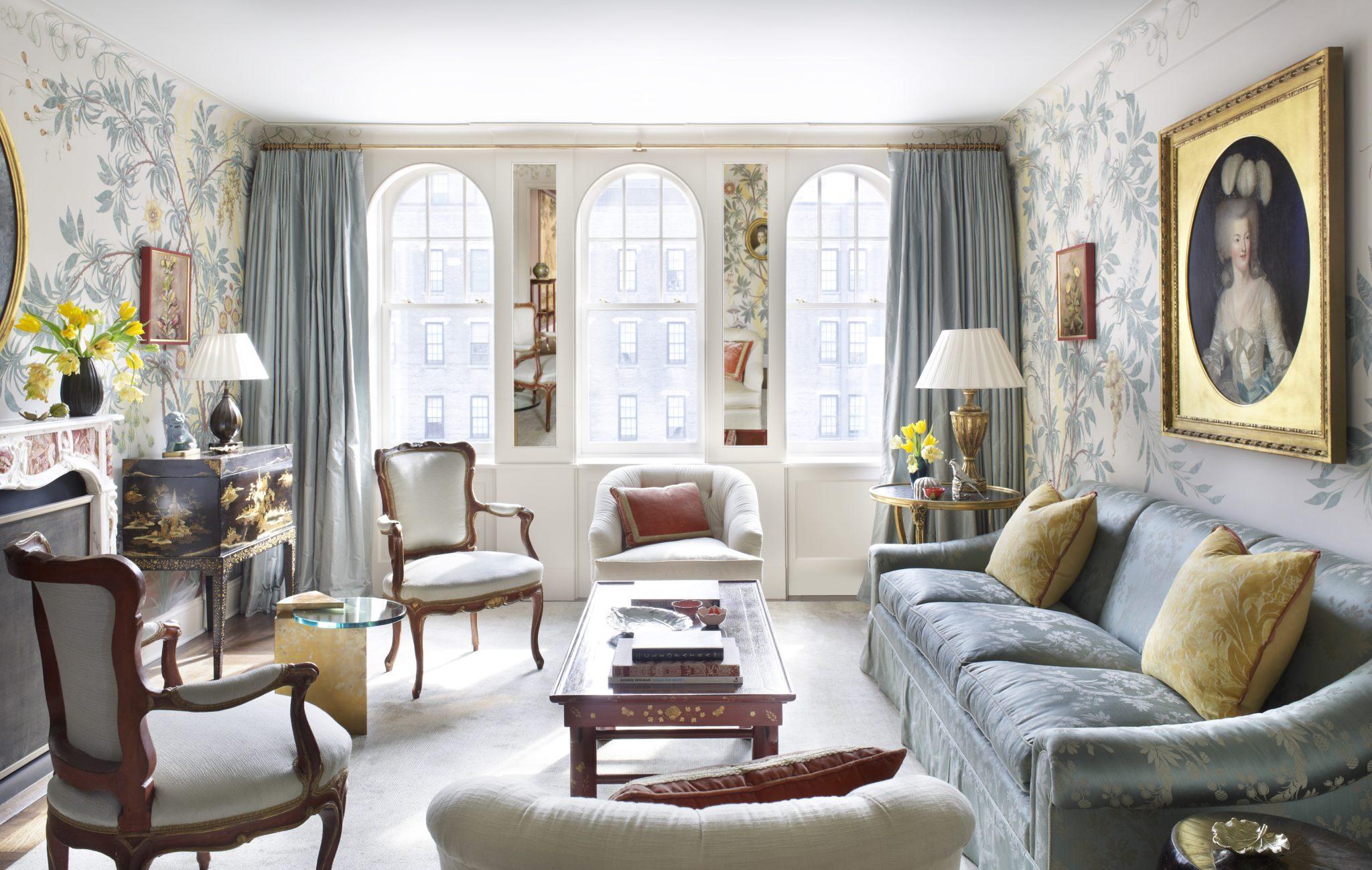 Upper West Side apartment by Jayne Design Studio, Inc.