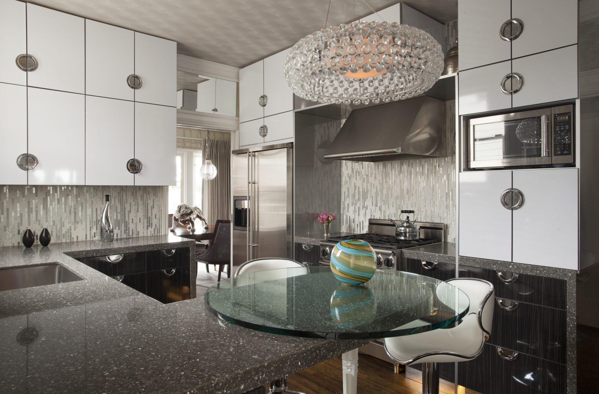 Interior design by Favreau Design