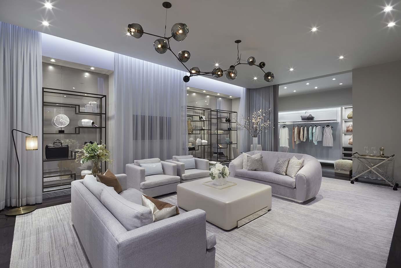The Apartment at Holt Renfrew by Janson Goldstein