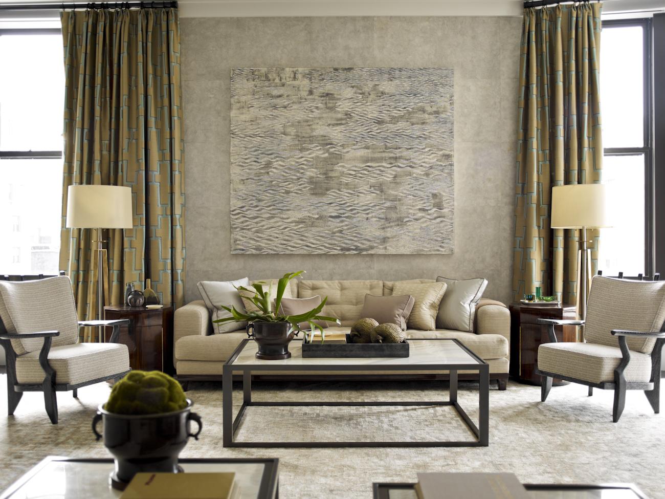 Flatiron District apartment by Steven Gambrel