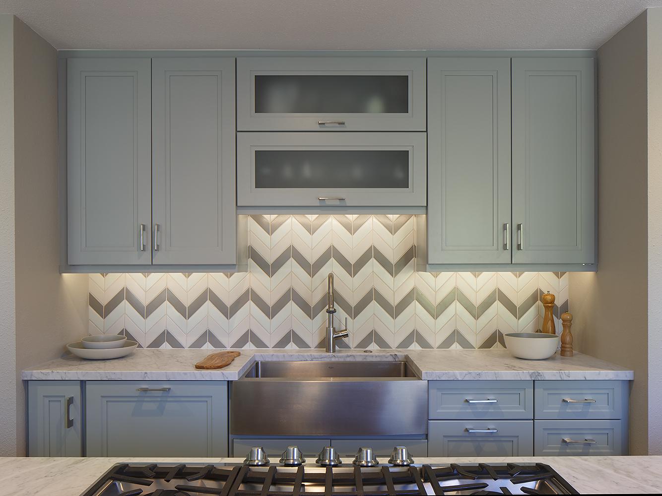 Interior design by Elena Calabrese Design & Decor