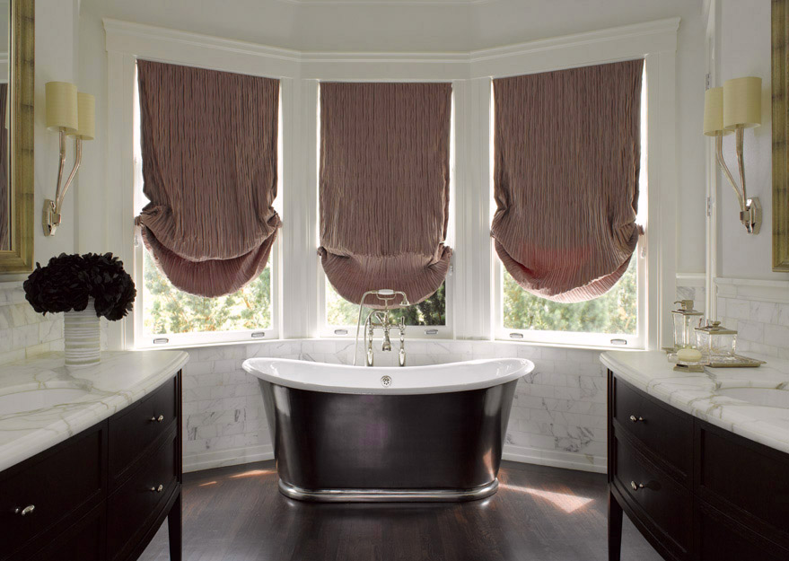Pacific Heights bathroom by Lizette Marie Interior Design