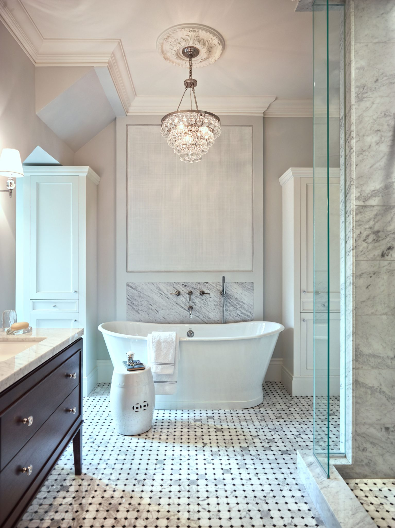 Cabbagetown Bathroom by Rowlands Associates