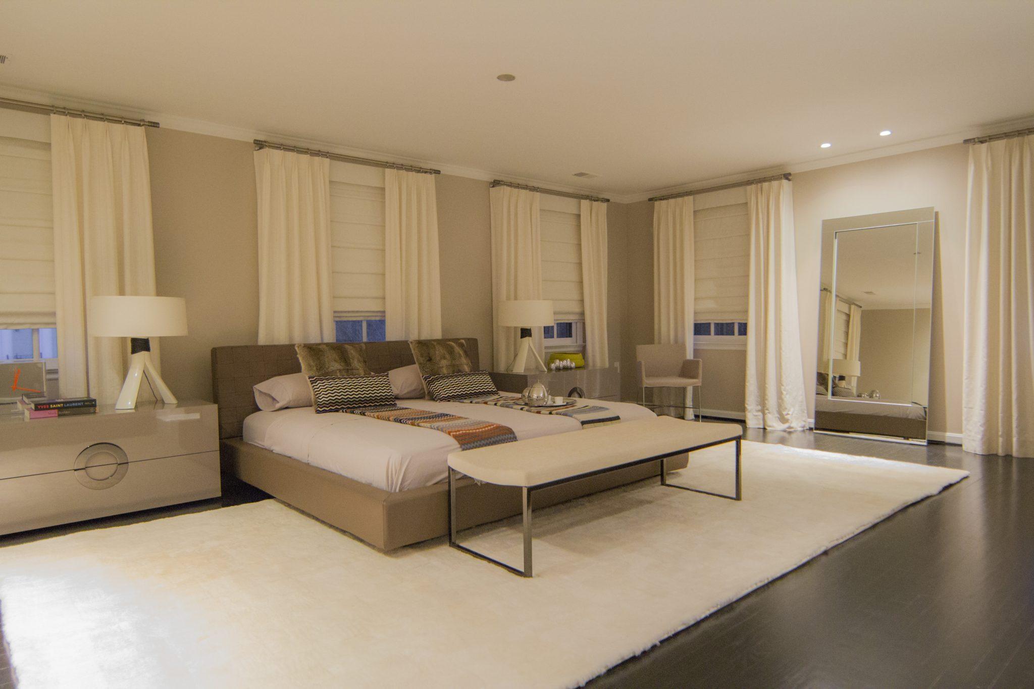 Bedroom by Mow Design Studio