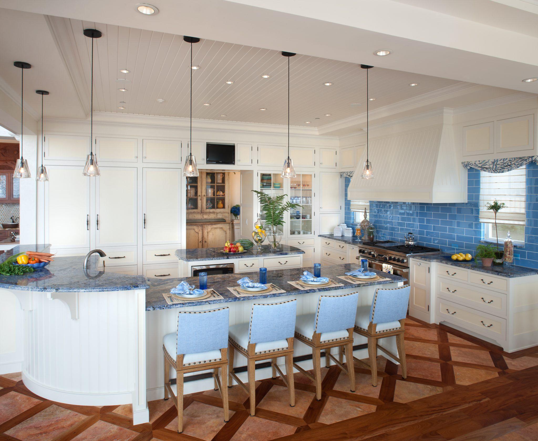 Interior design by Bruce Palmer Design Studio