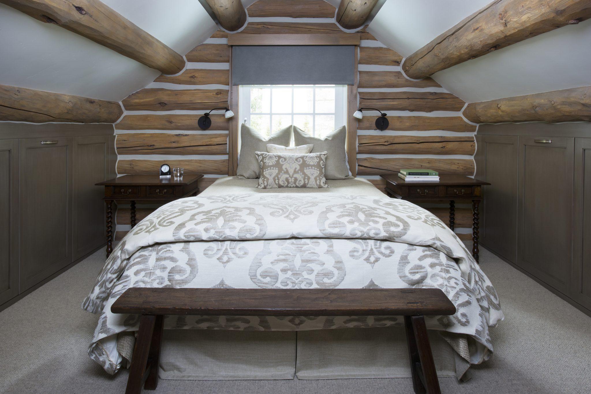 Contemporary Cabin - Vail, Colorado by Slifer Designs