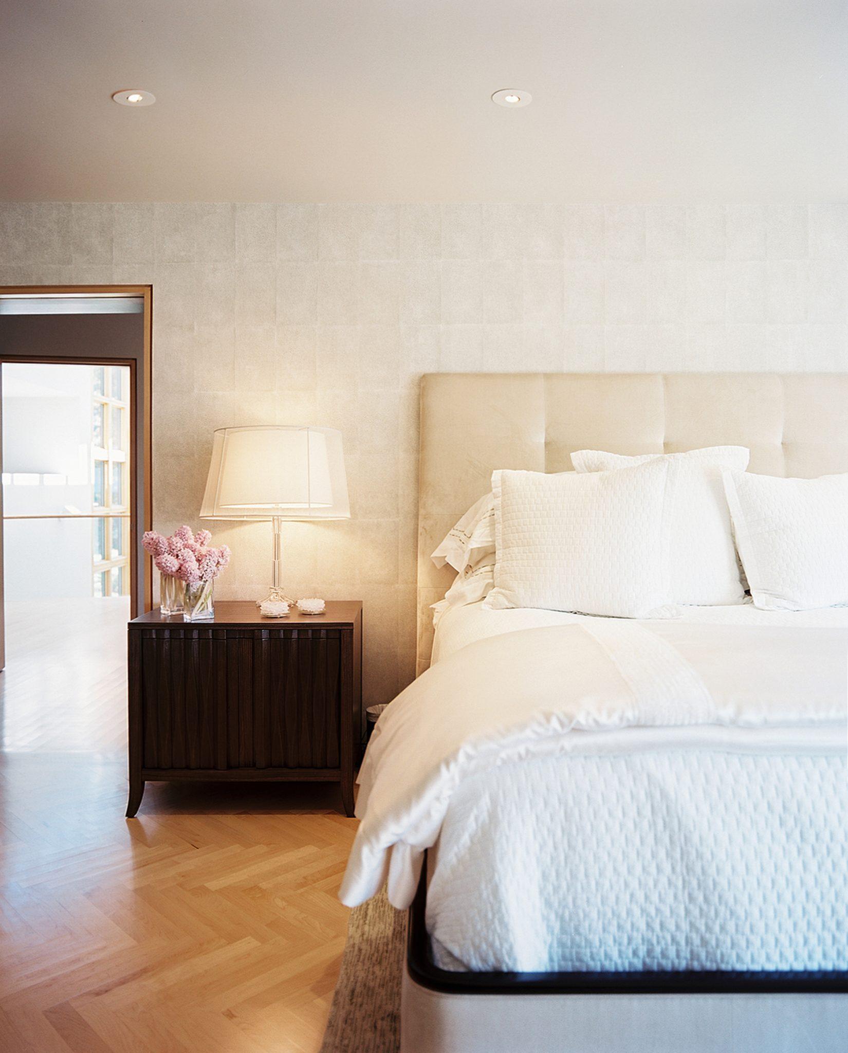 A cozy bedroom by Jamie Herzlinger