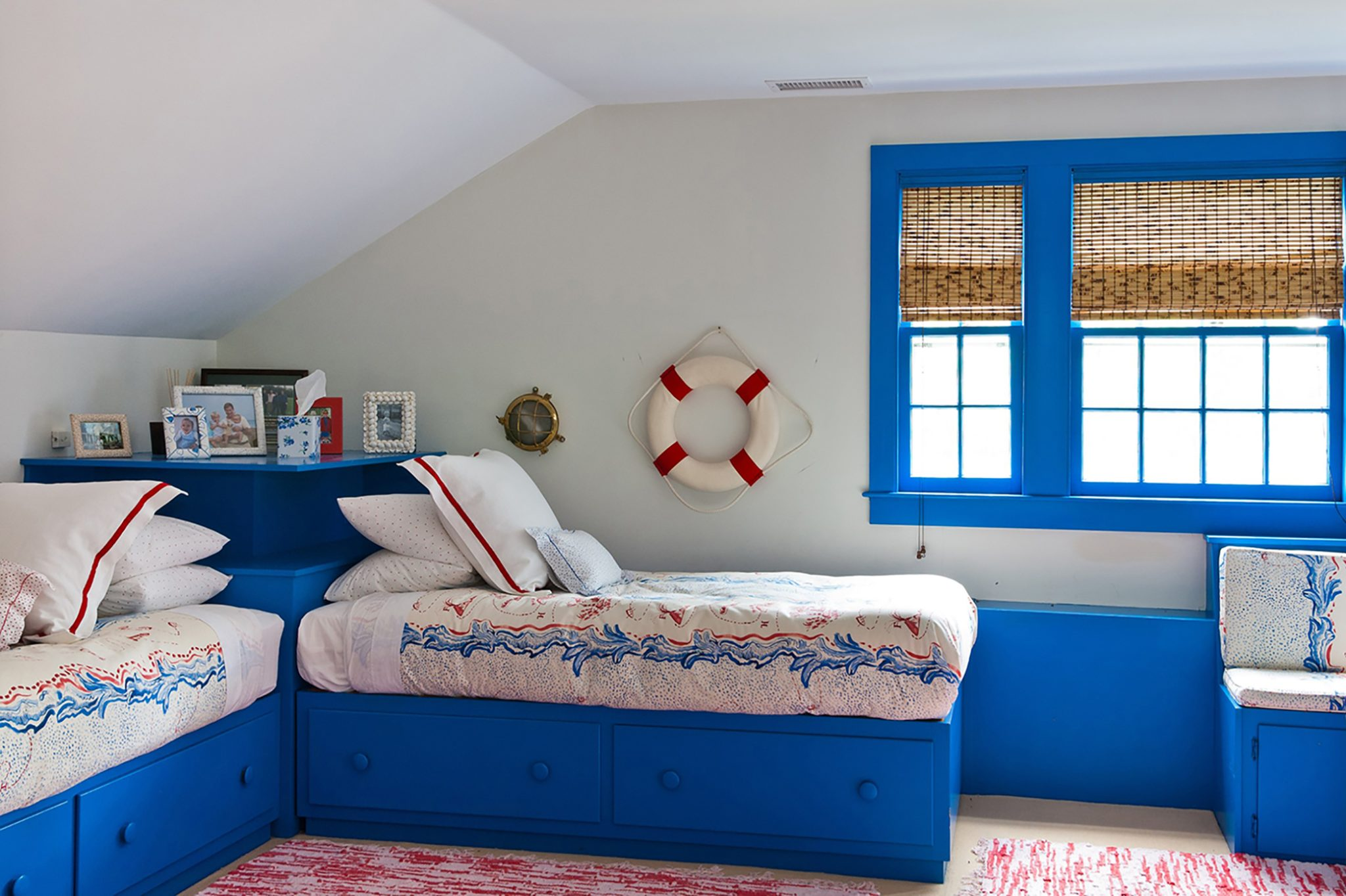 Sunny Side - Bedroom by Hannah Childs Interior Design