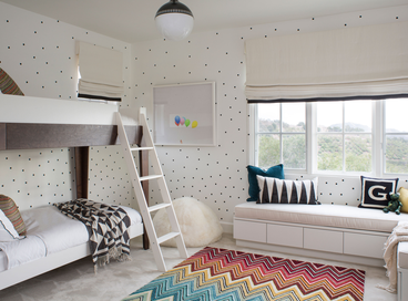Creative Kids' Bedrooms