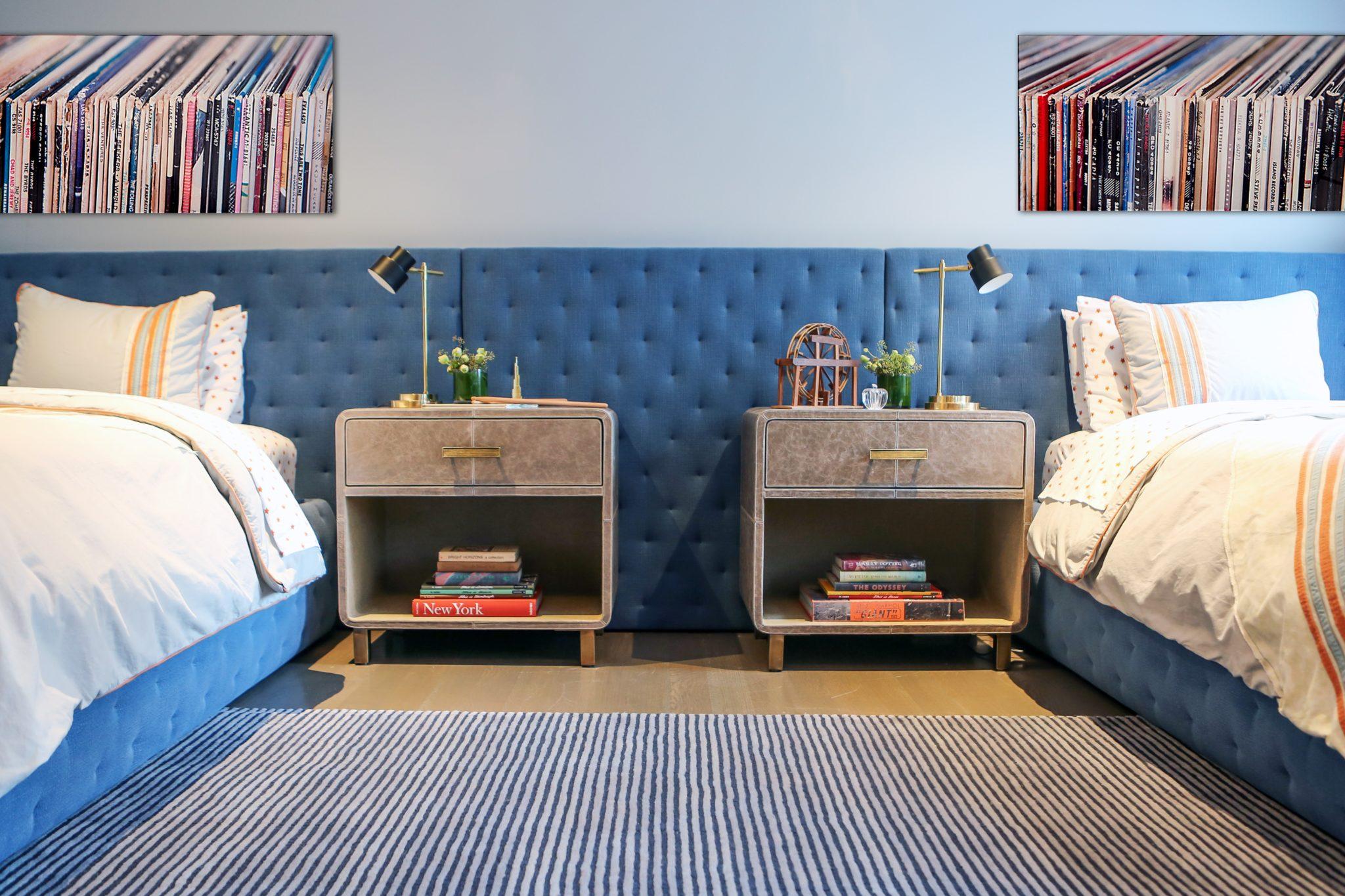 Upper East Side Townhouse - kids bedroom by Birgit Klein Interiors