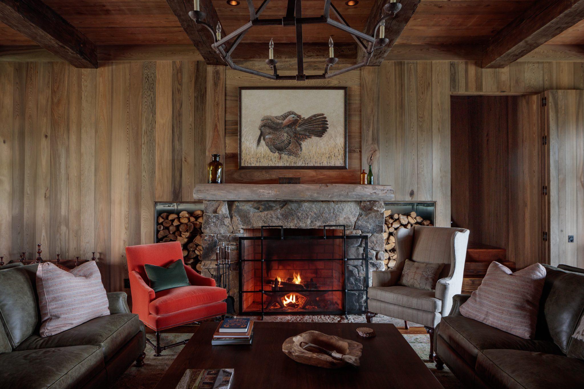 Mountain Lodges Cabin Inspired Interiors Chairish Blog