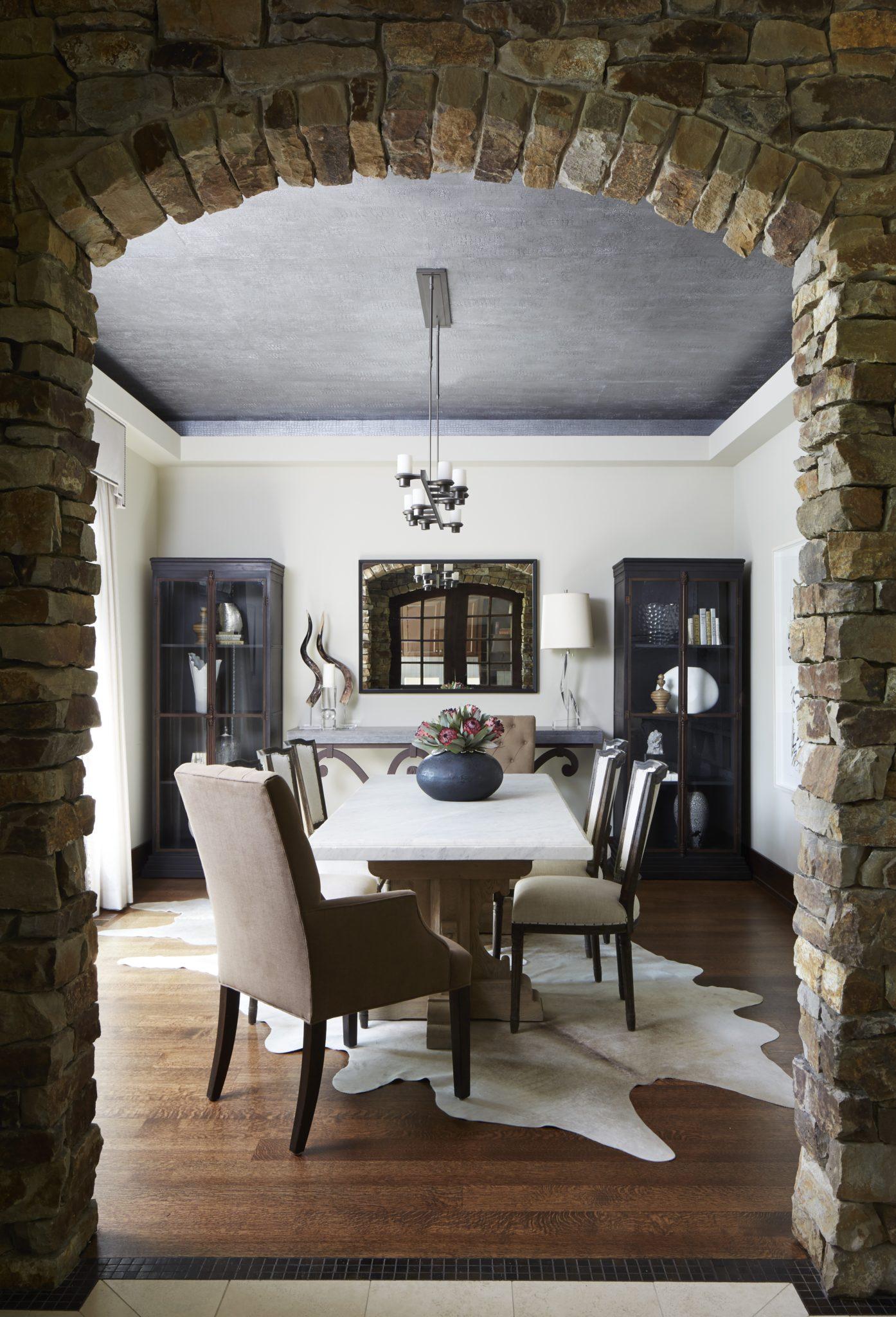 Mountain-Inspired Home Design - Dining by Studio Brunstrum