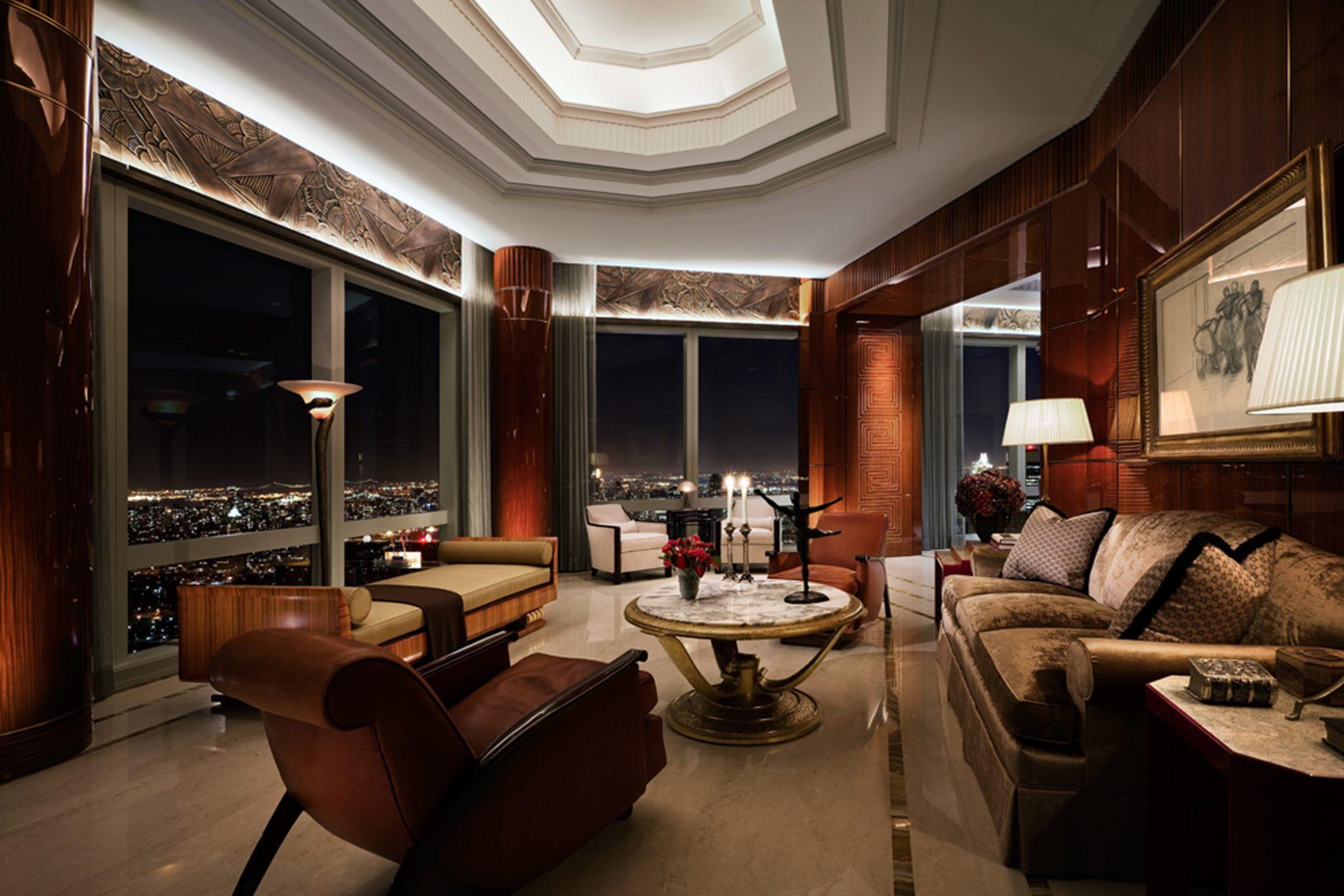 New York City penthouse by Juan Montoya Design