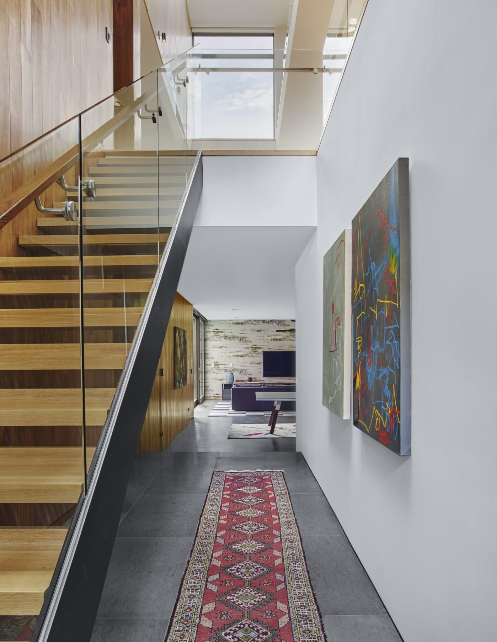 Bucktown Contemporary Family Home by Kadlec Architecture + Design
