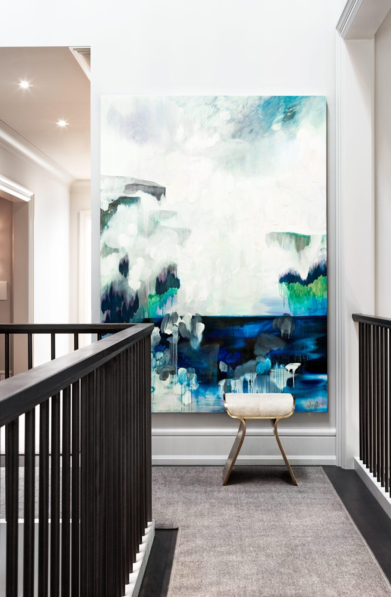 Gordon Woods New Build by Elizabeth Metcalfe Interiors & Design Inc.