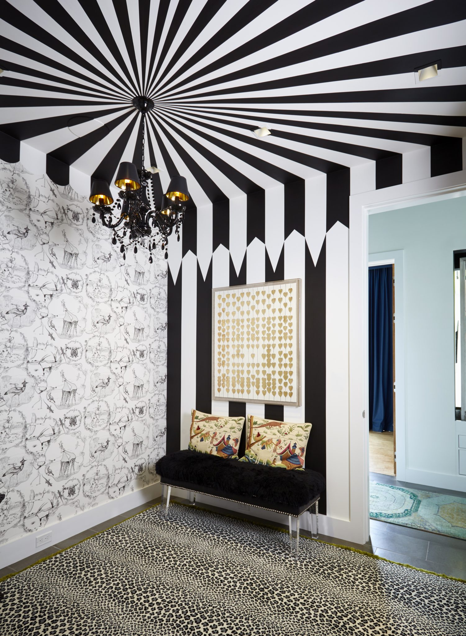 51 Standout Ceiling Treatments Chairish Blog
