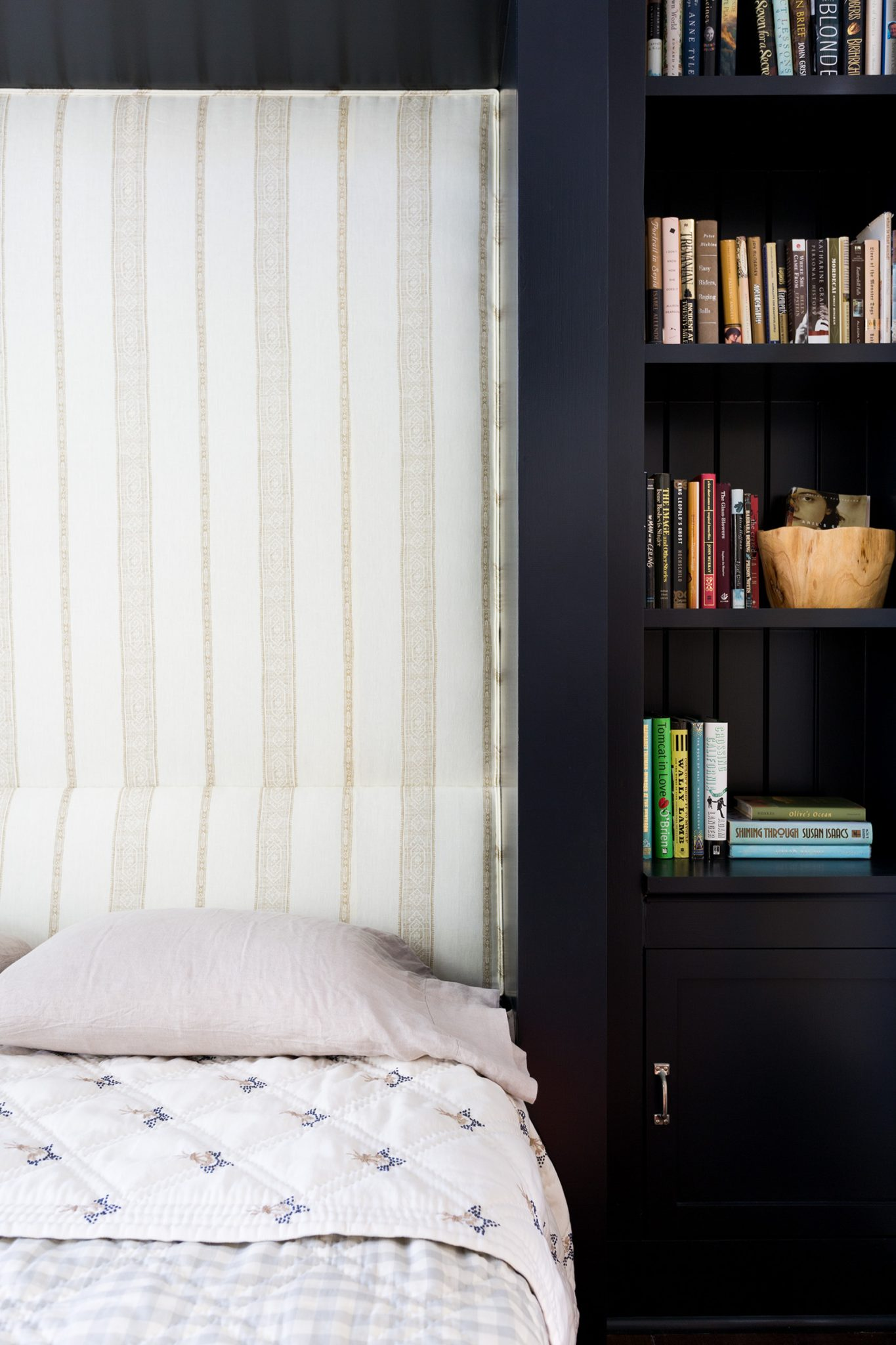 Murphy Bed Open Guest Room Office by D2 Interiors