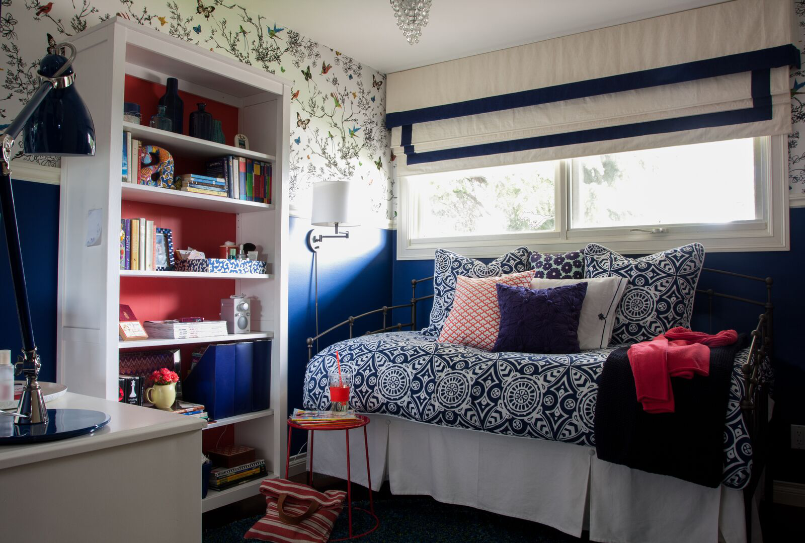Children's Bedroom by LeAnne Bunnell Interiors