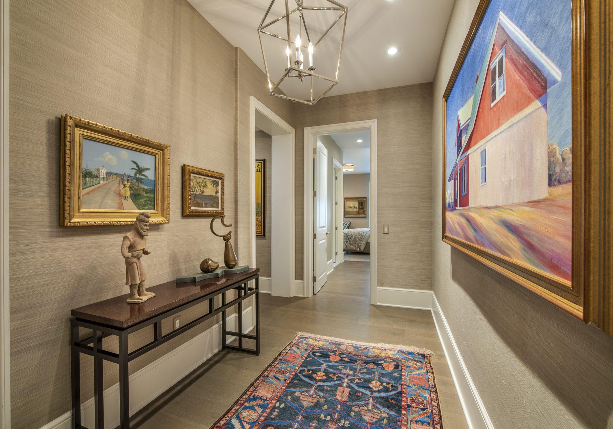 Contemporary Condominium for Collectors by WPL Interior Design