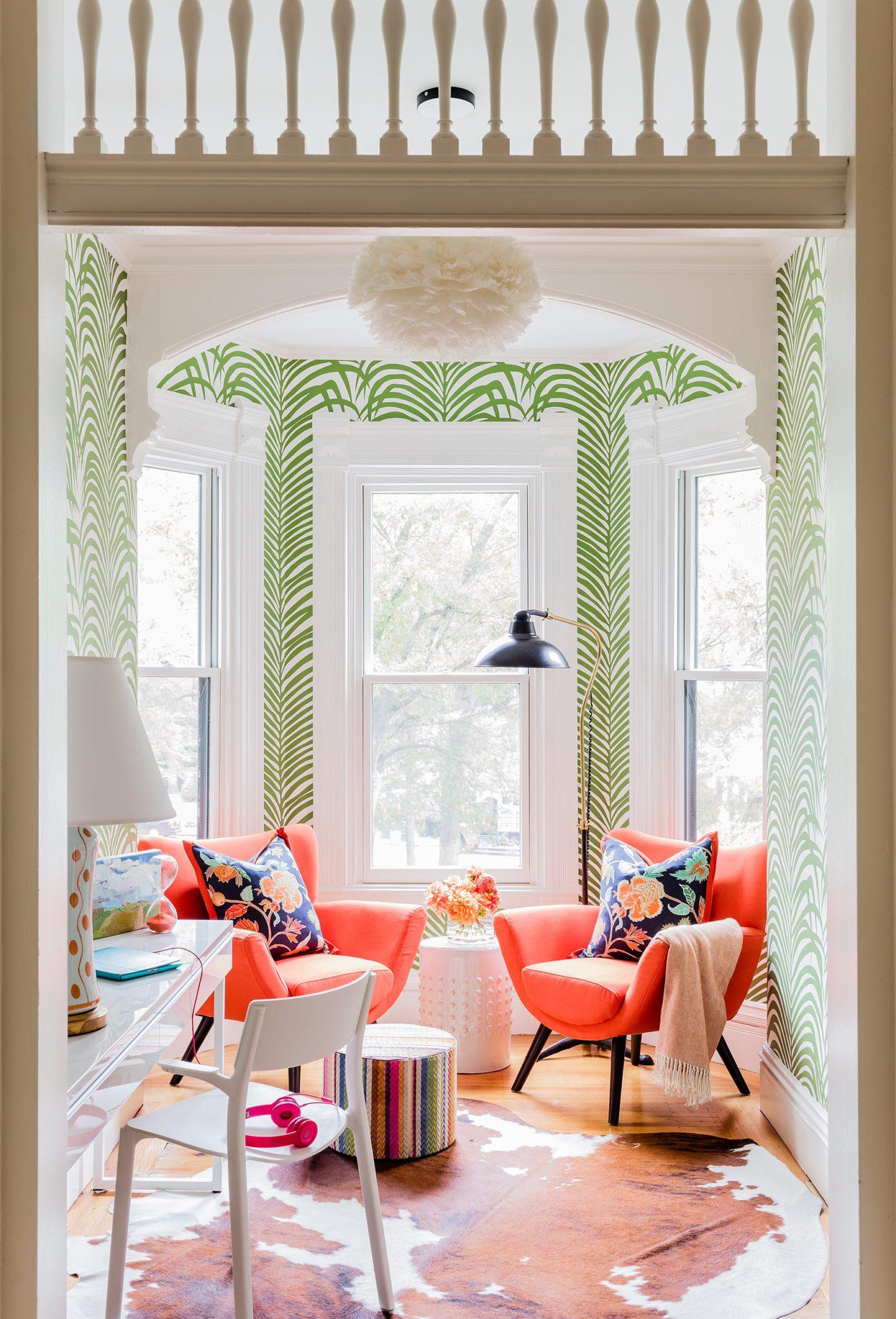 Park Street, Study Space by Elizabeth Home Decor & Design