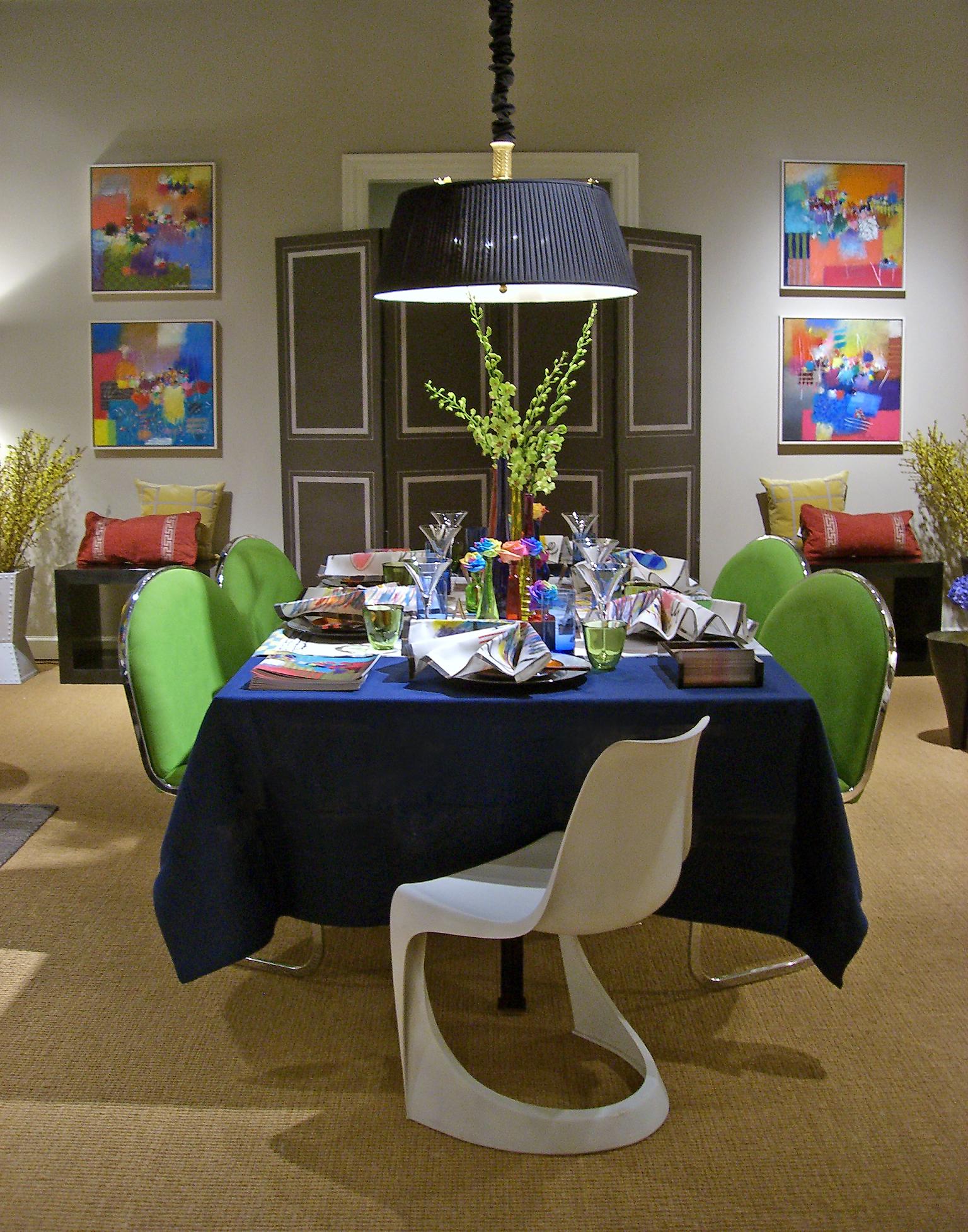 A contemporary studio loft by Eberlein Design