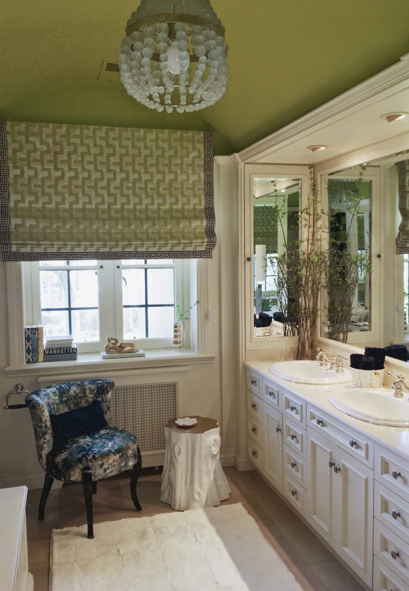 Master bathroom by Bedside Manor