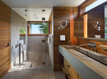 40+ Bathrooms with Standing Showers