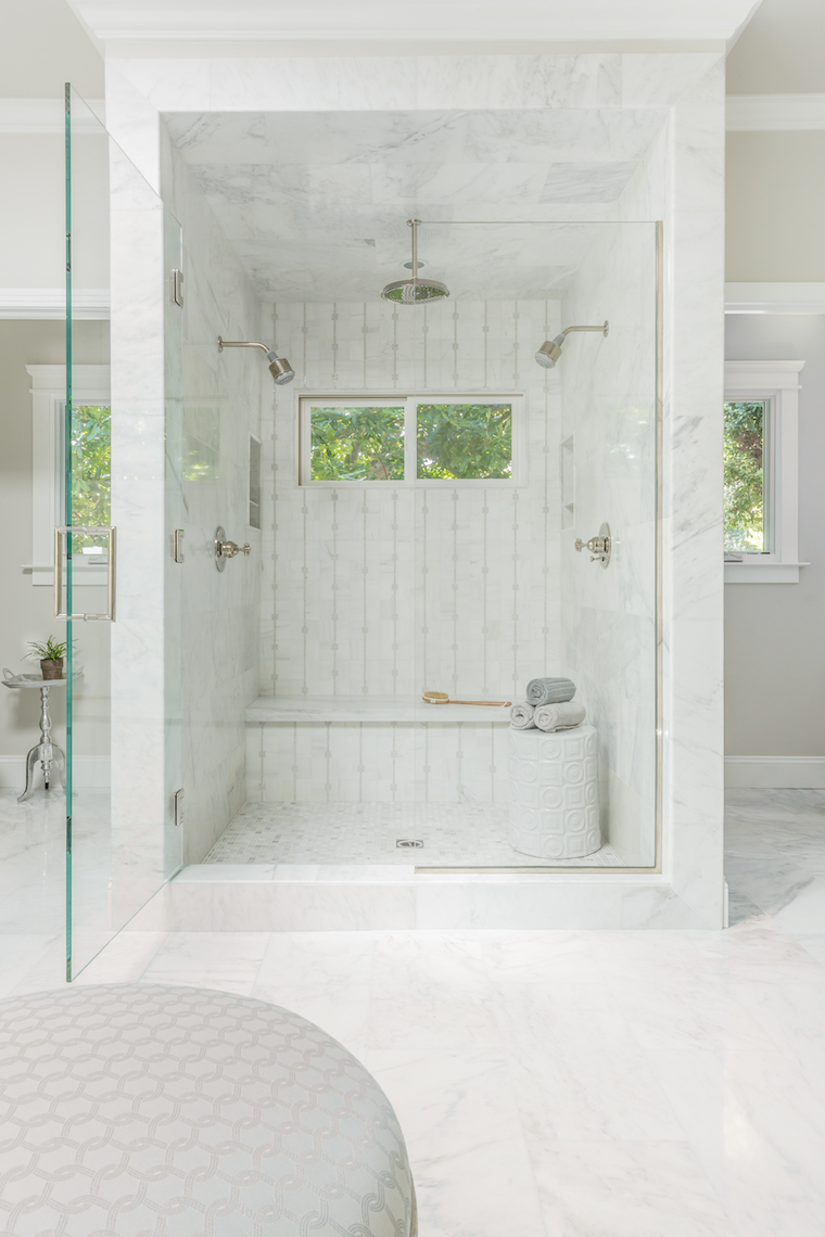 40+ Bathrooms with Standing Showers - Chairish Blog