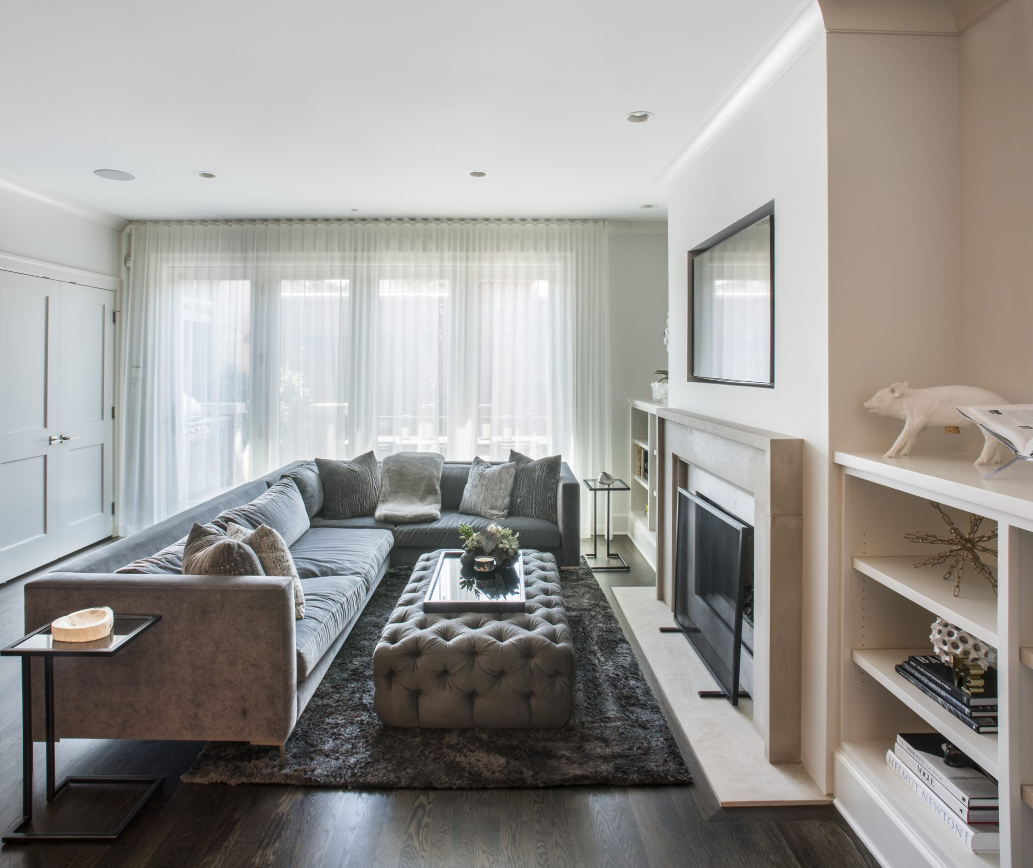 Bucktown Single Family Home by Brianne Bishop Design