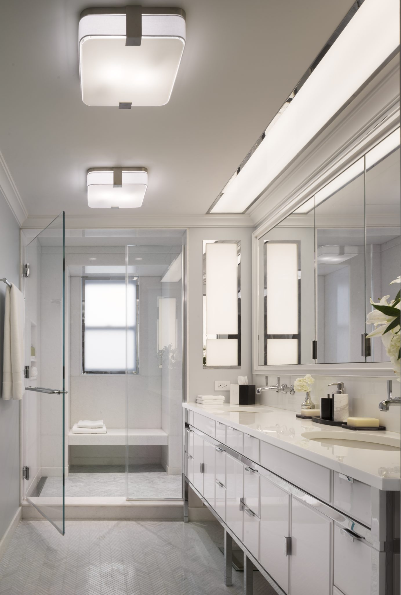 Central Park West Transitional by Wadia Associates