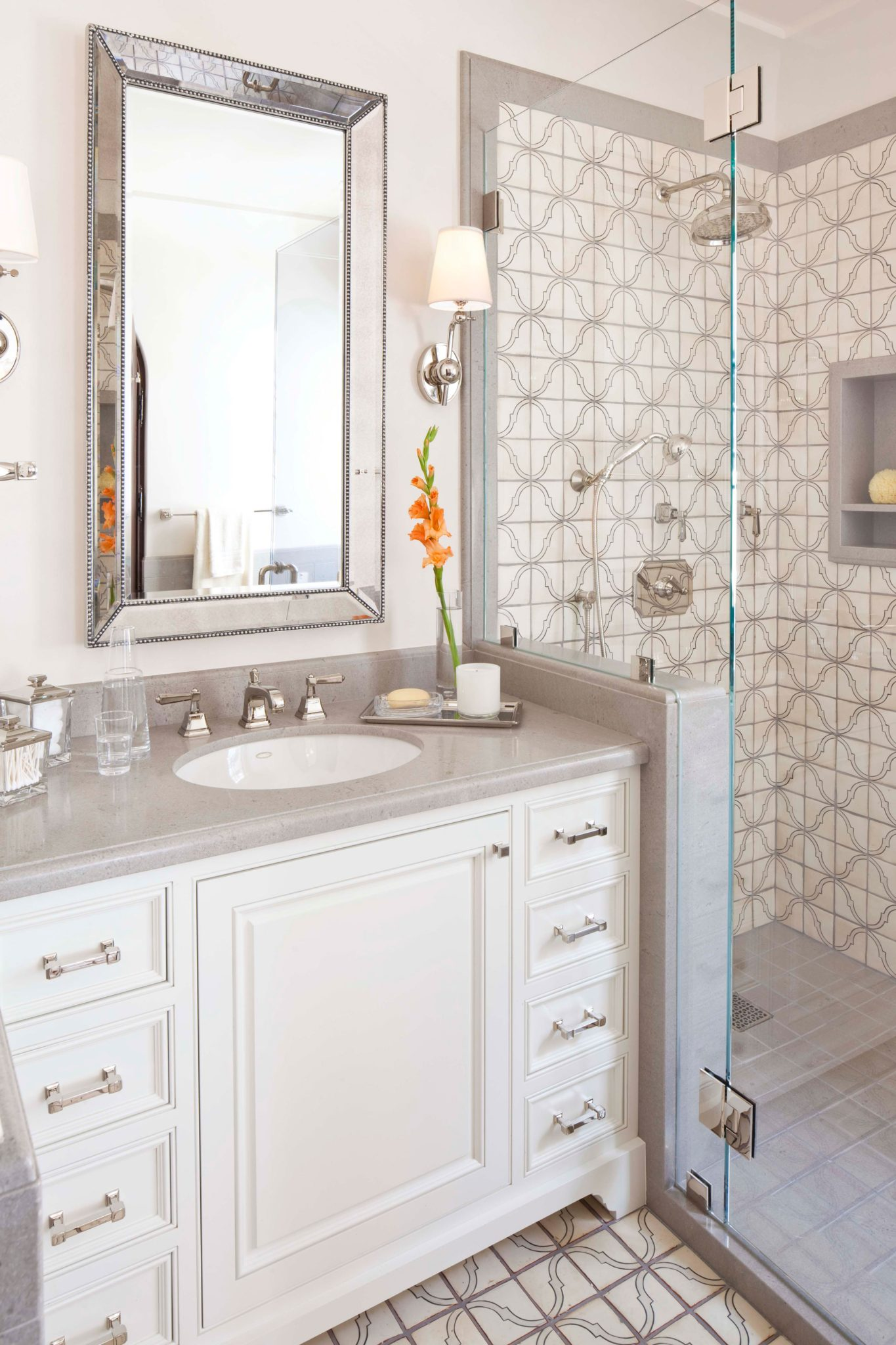 Private Residence Guest Ensuite - Dana, Point, California by SFA Design