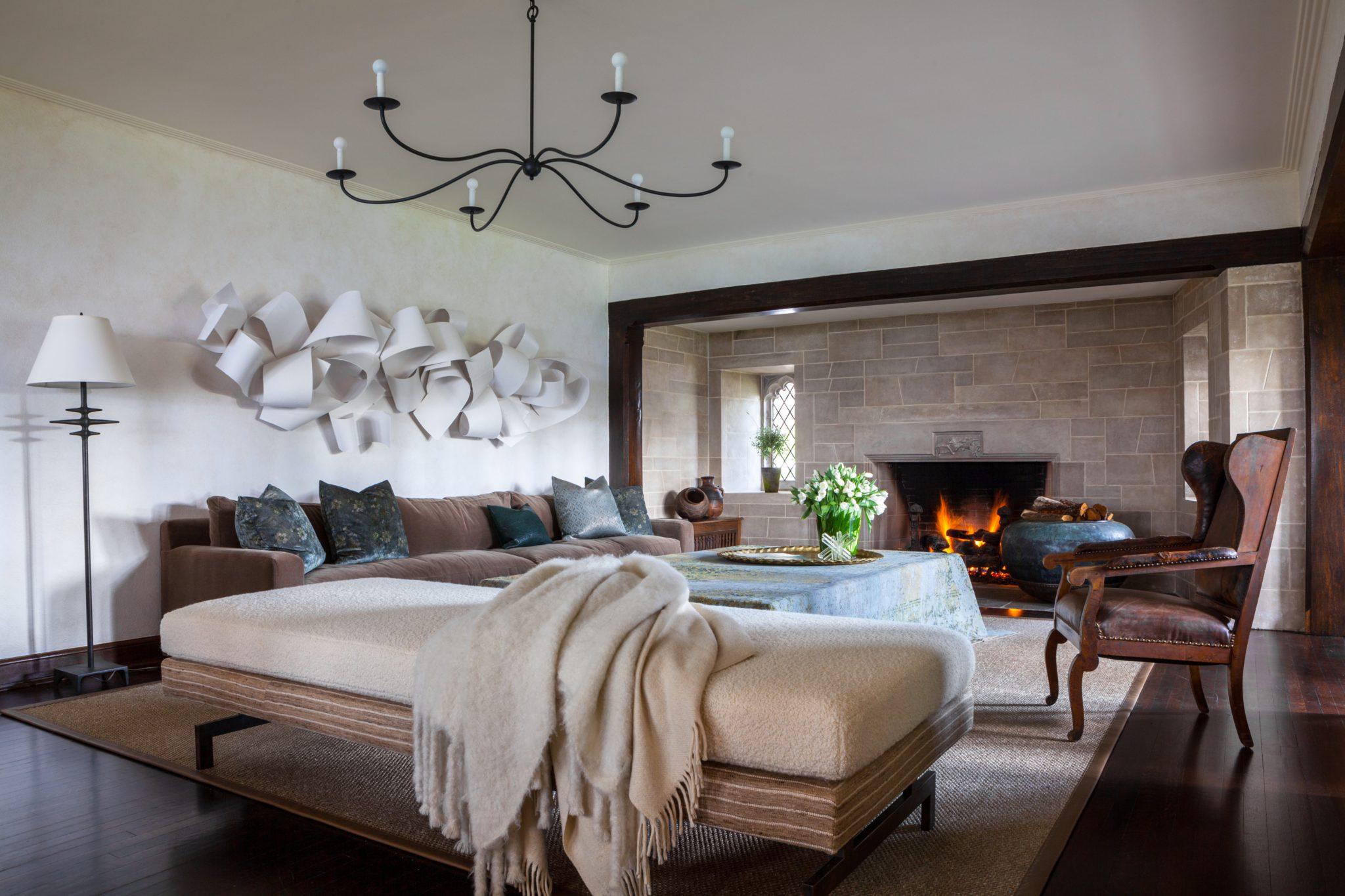 Living room byMichael Del Piero Good Design