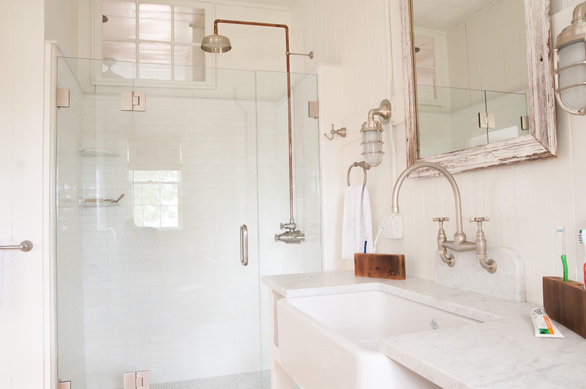 Hemingway - Bathroom Detail by Hannah Childs Interior Design