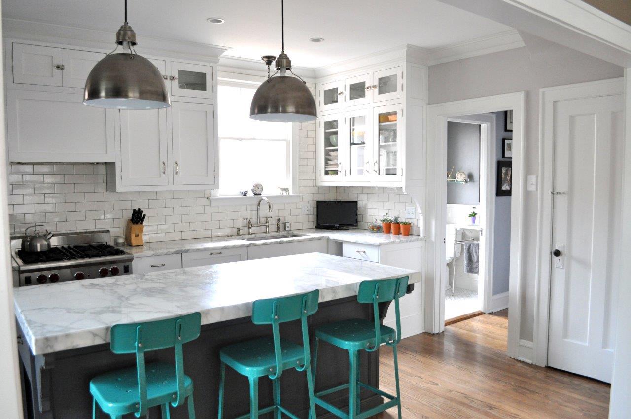 Oak Park residence by KitchenLab Design | Rebekah Zaveloff Interiors