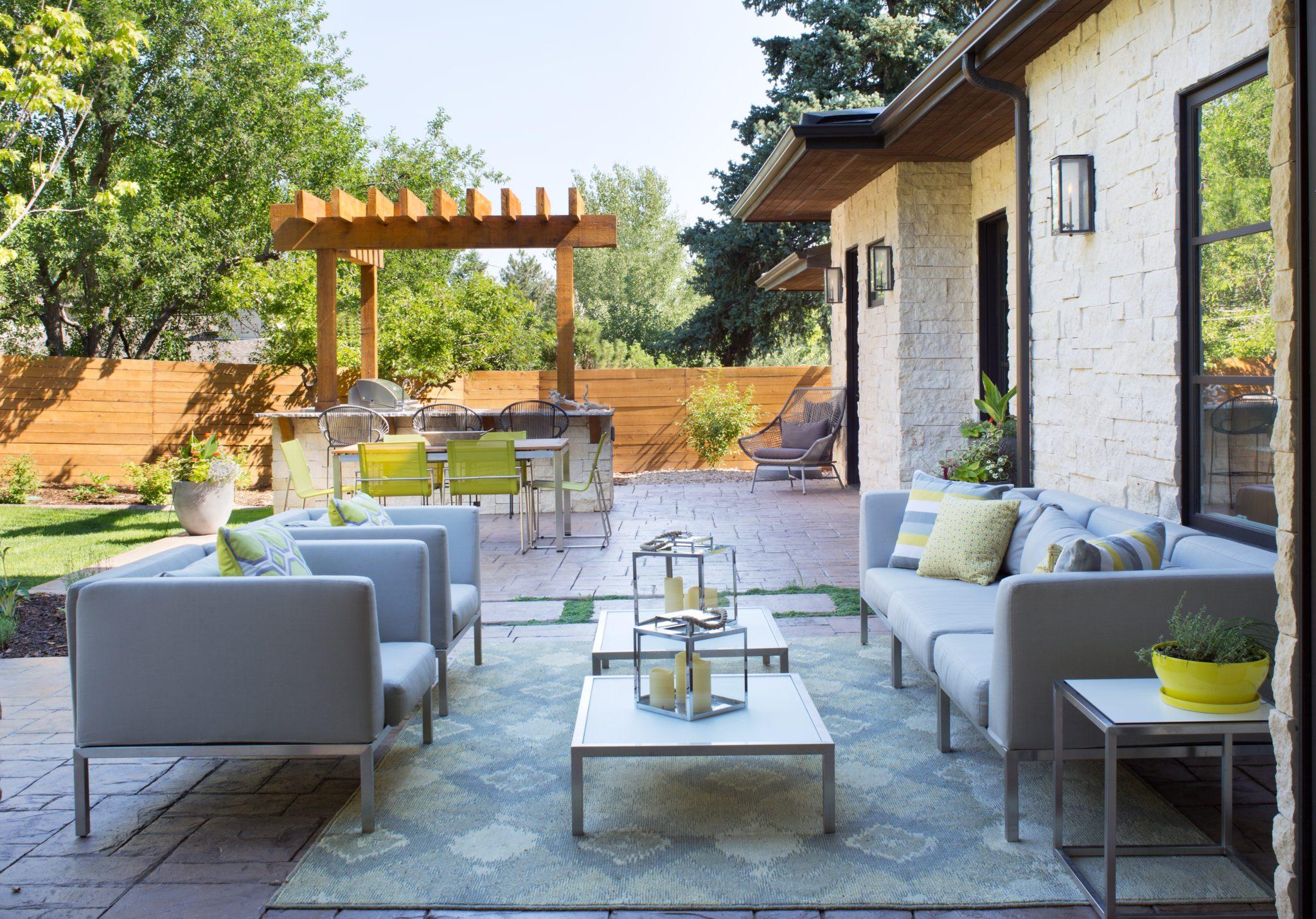 A property in Denver, Colorado, featuring interior design by Slifer Designs
