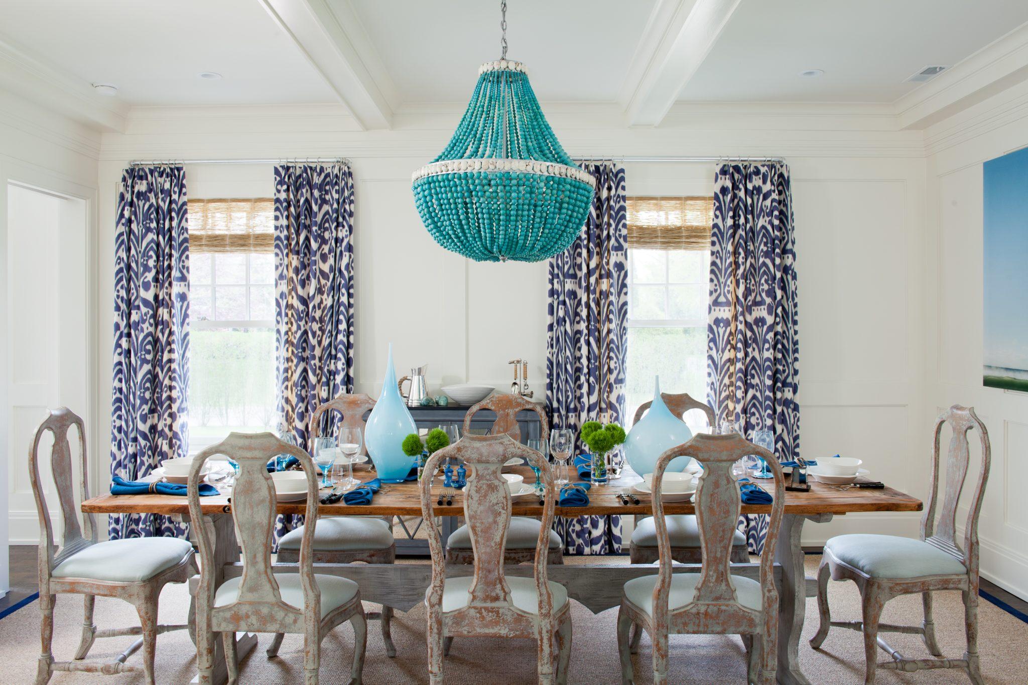 Dining Room by Amanda Nisbet Design