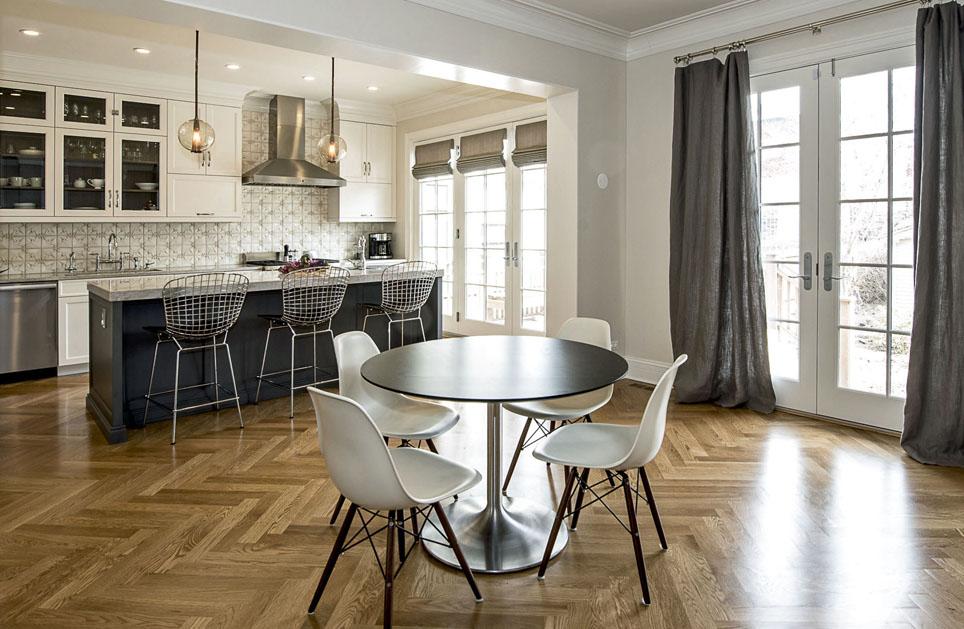 Chicago residence - Bucktown. By KitchenLab Design | Rebekah Zaveloff Interiors