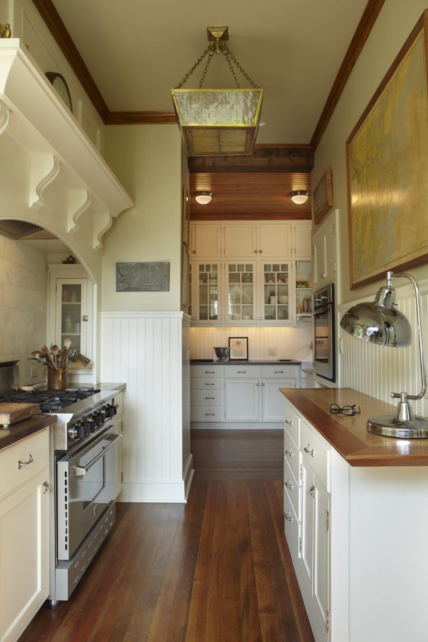 A Kitchen in the Hamptons by Elizabeth Hagins Interior Design