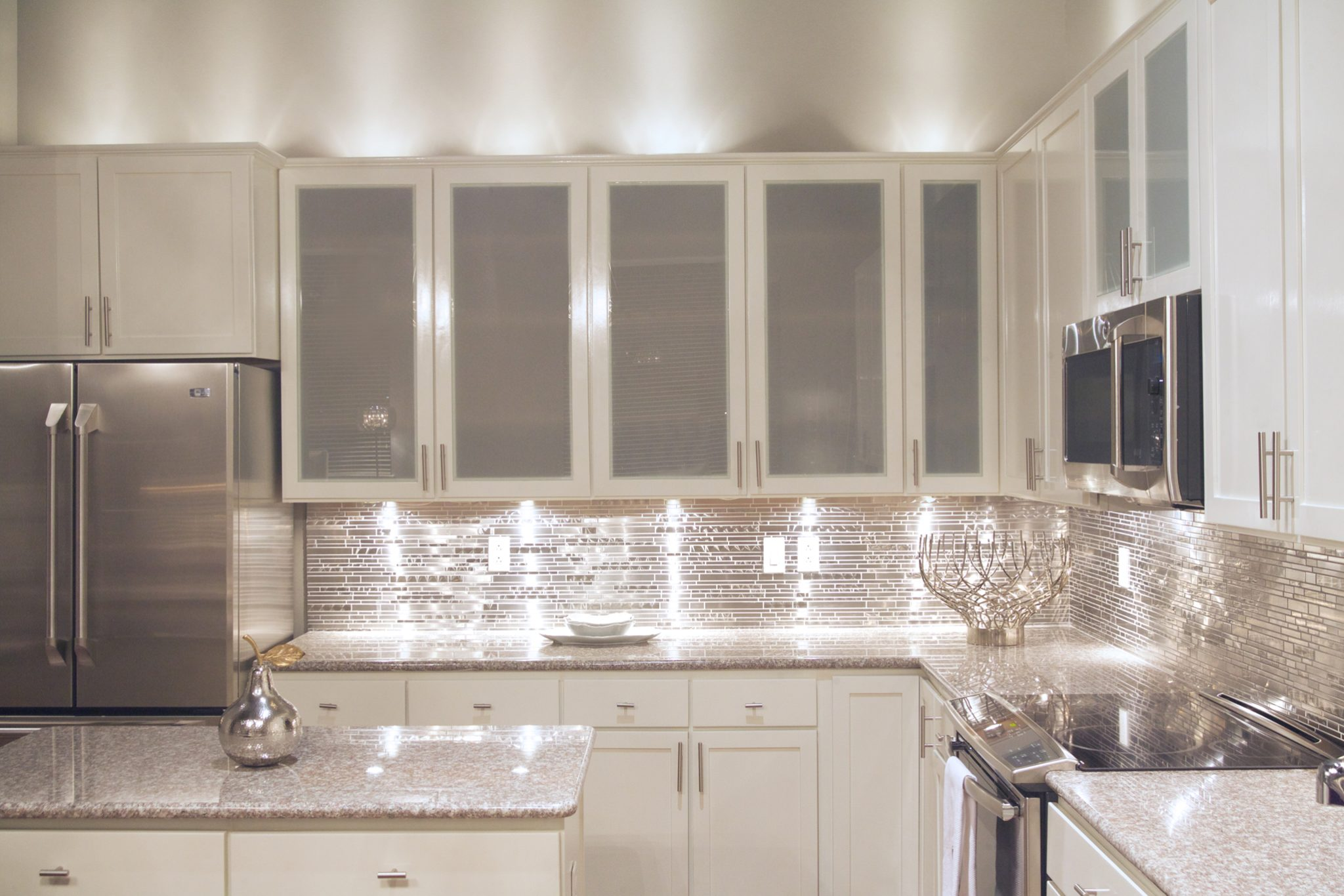 High Gloss Kitchen by Eclectic Home