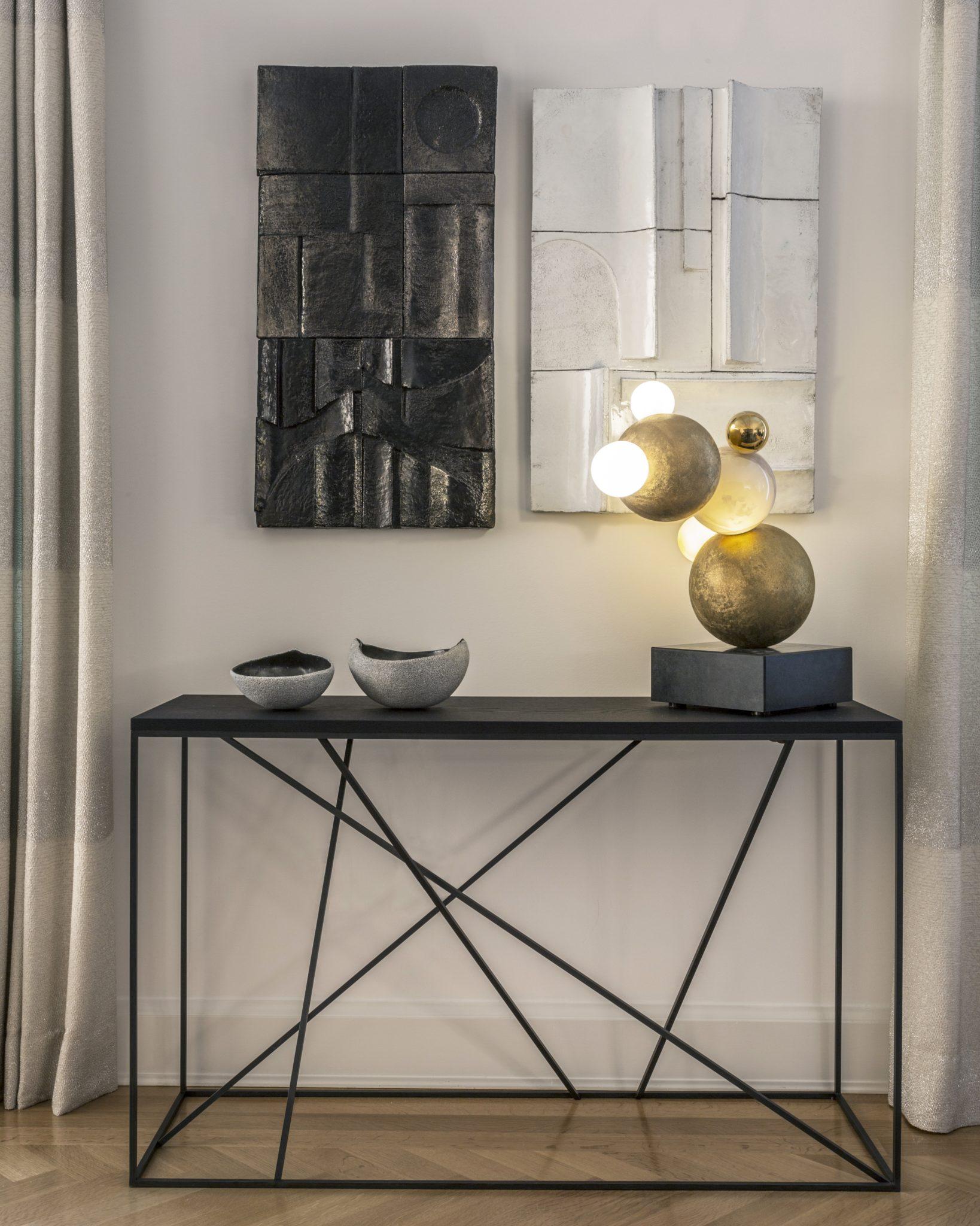 18 Gramercy Park South - 3rd Floor - living room by Bennett Leifer Interiors