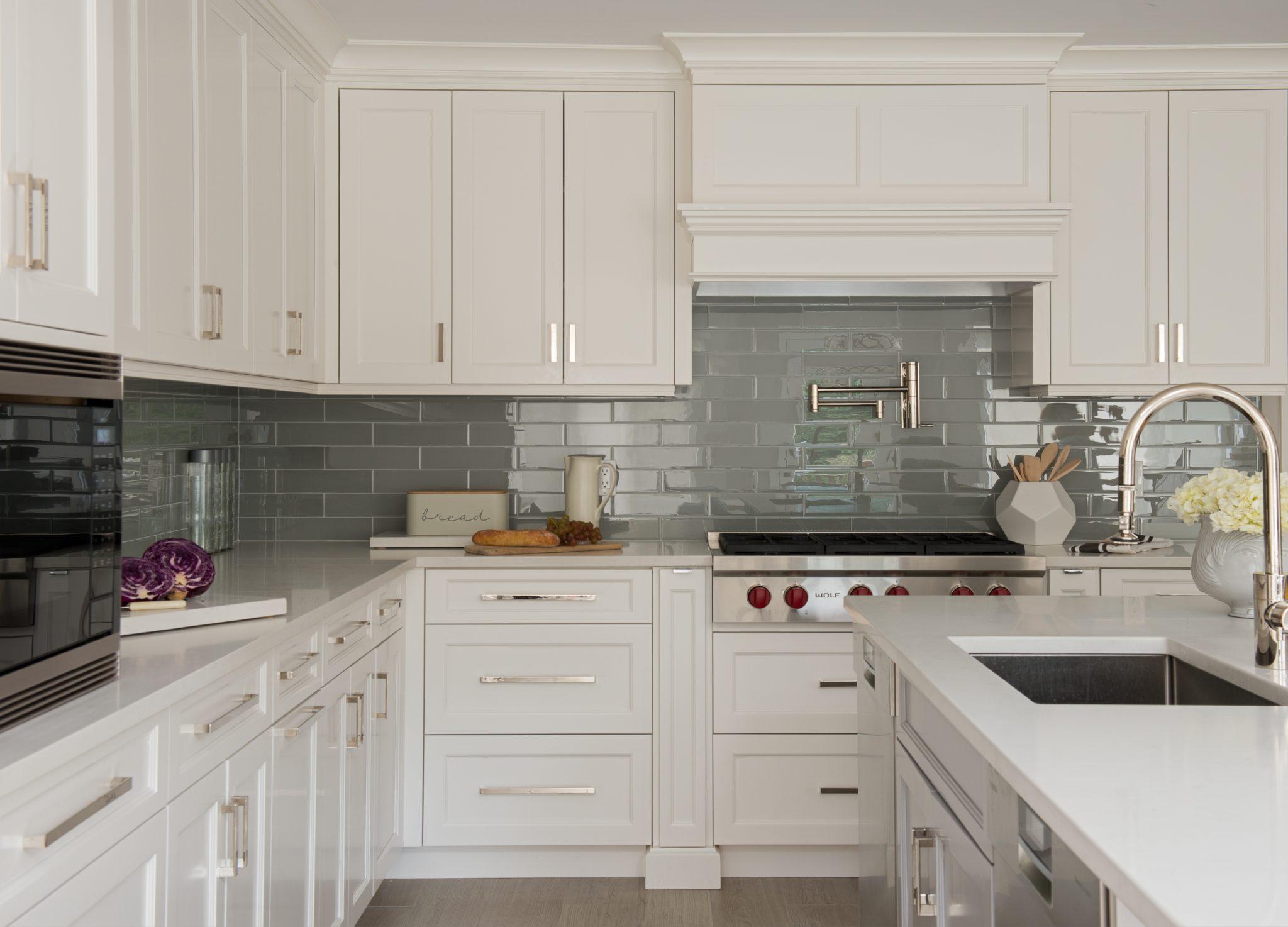 Kitchen Renovation by Jill Kalman Interiors